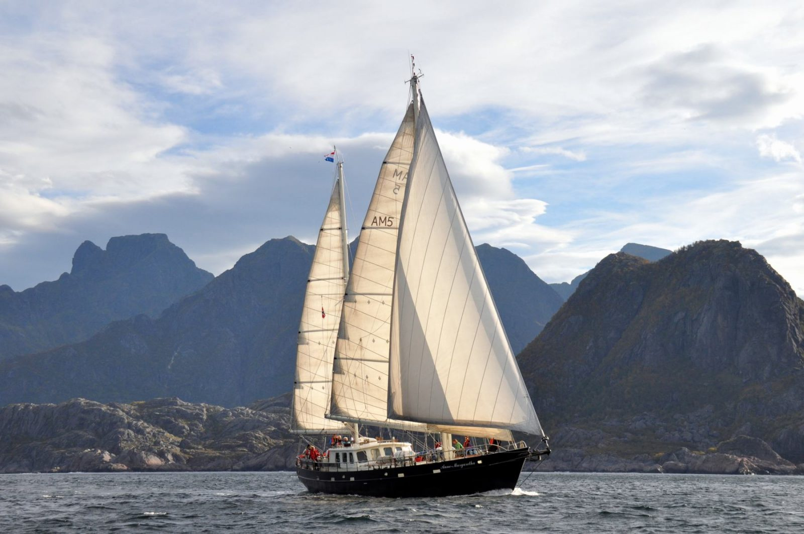 Norwegian Fjords with Anne-Margaretha