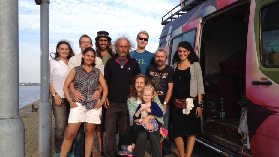 return in IJmuiden-the Netherlands