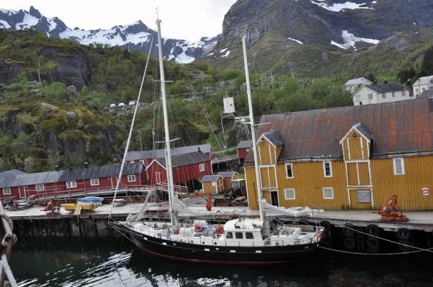 Anne-Margaretha Nusfjord Noorwegen