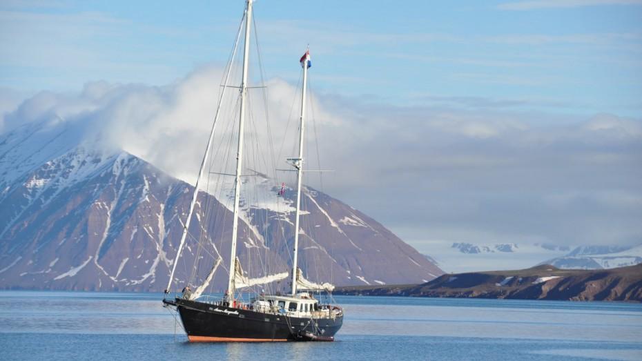Makeoya Svalbard