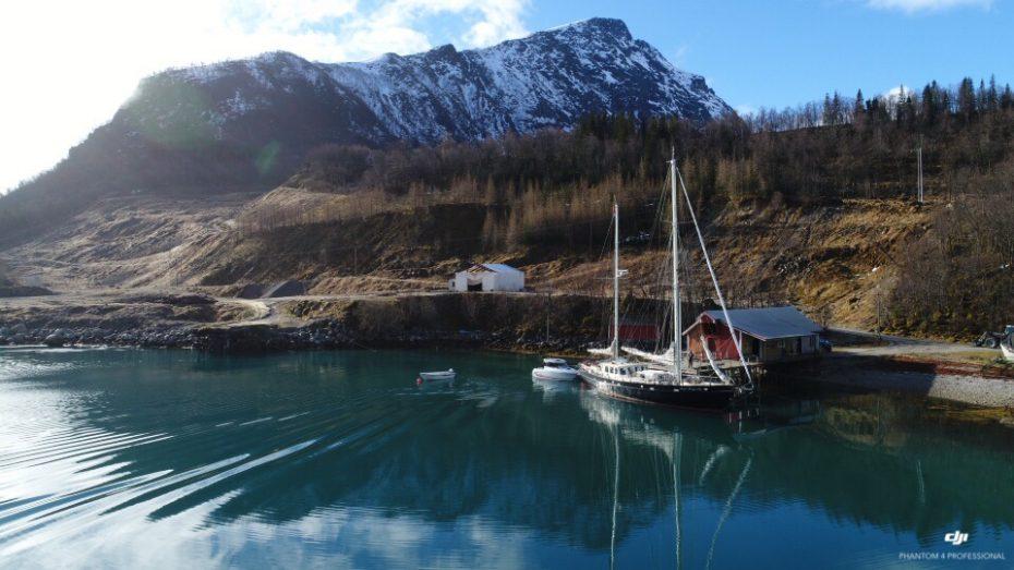 Anne-Margaretha Swartisen glacier