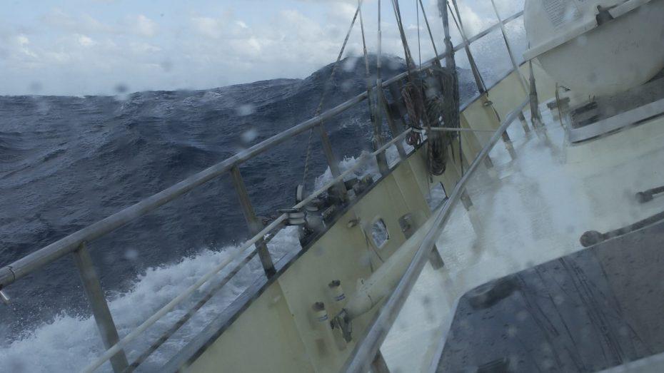 storm op zee met anne-margaretha