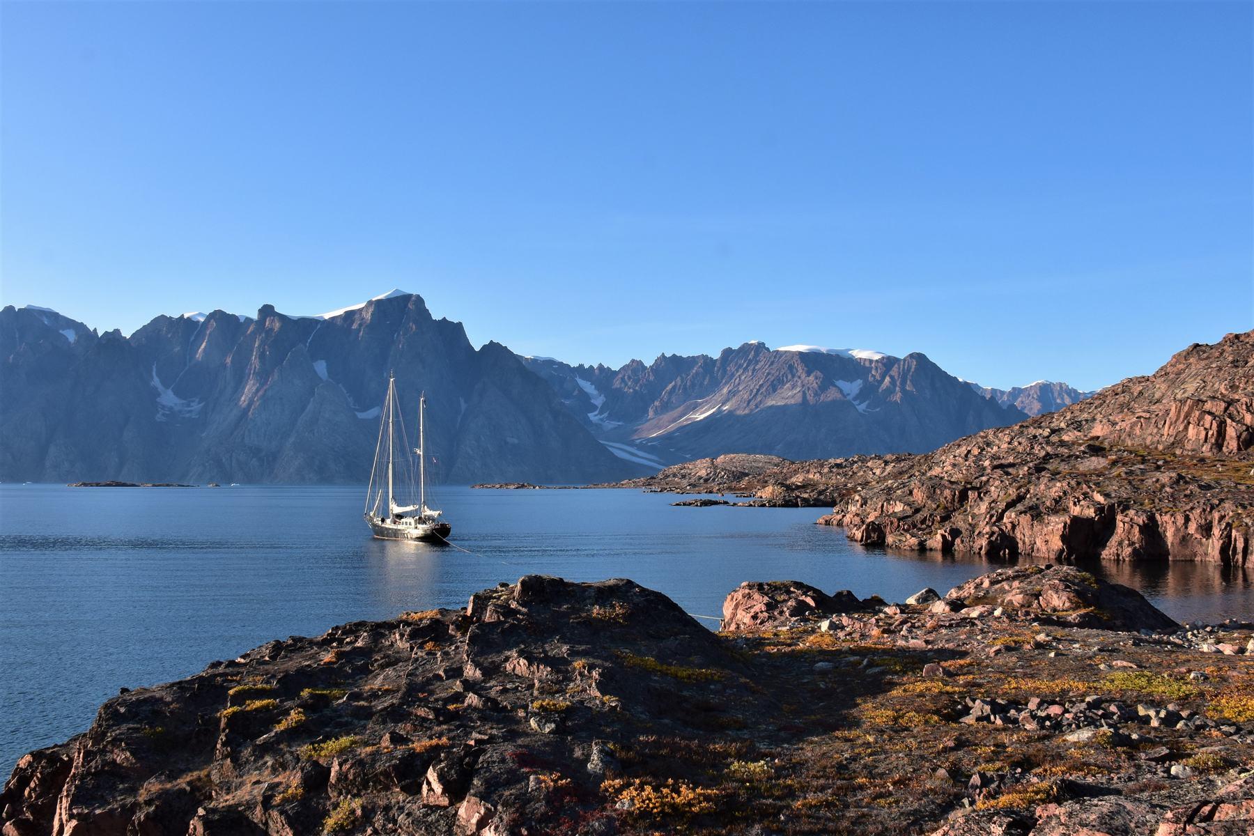 Greenland anchor